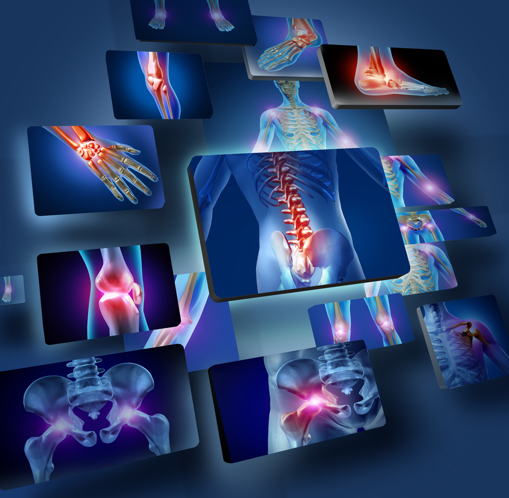 joint pain in the human body