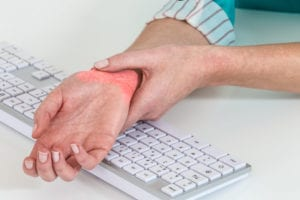 Roanoke wrist pain