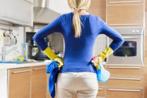 Protecting Your Back During Spring Cleaning in Roanoke, TX